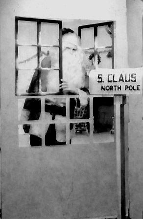 """WABI Television """"Santa and His Friends"""""""