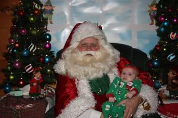 Baby's First Christmas - Kringleville 2010