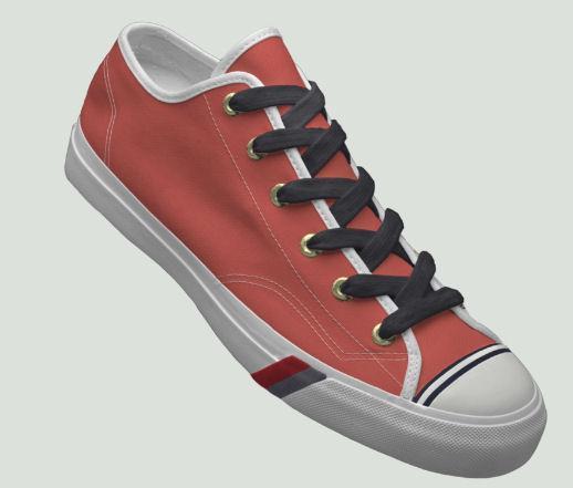 Santa Sneakers