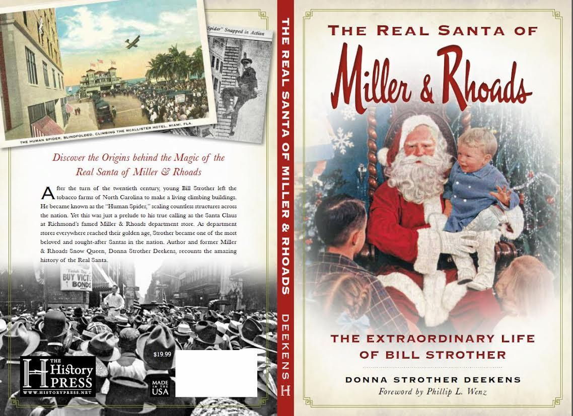 The Real Santa of Miller & Rhoads