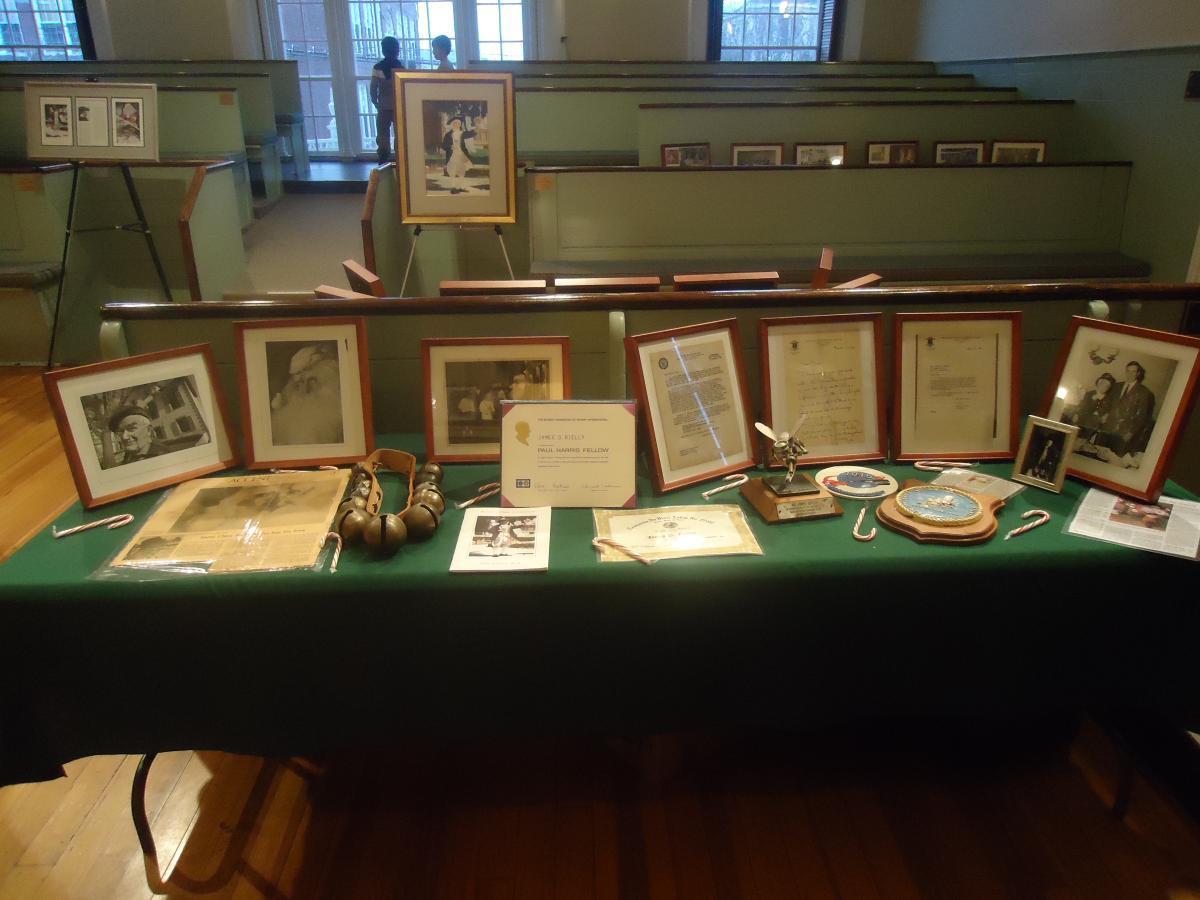 James D. Rielly Exhibit
