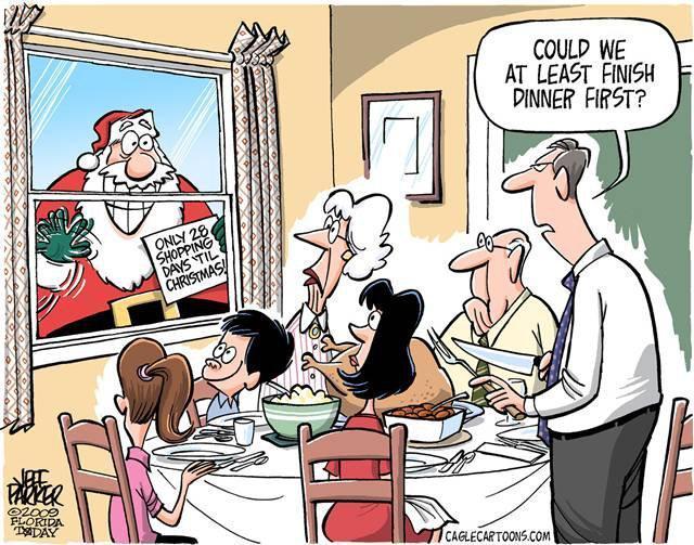 28 Days Til Christmas