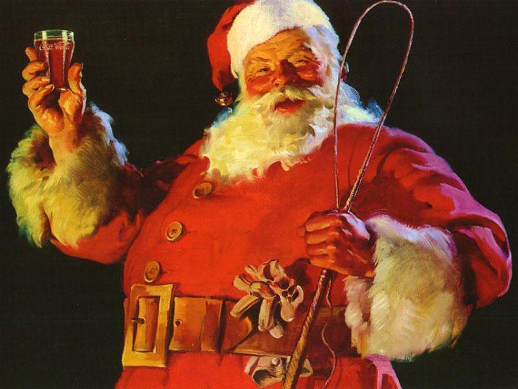 Haddon Sundblom's Coca-Cola Santa