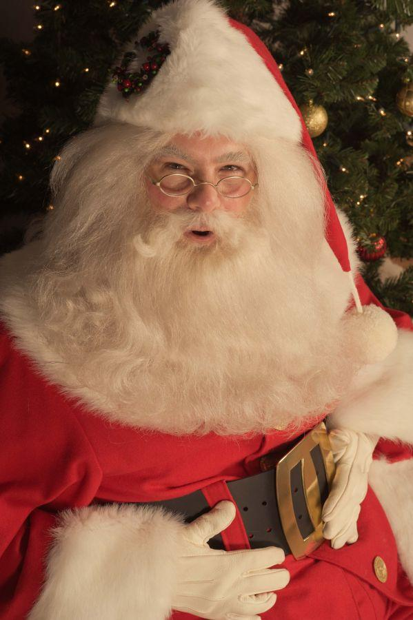 Michael Rielly as Santa Claus