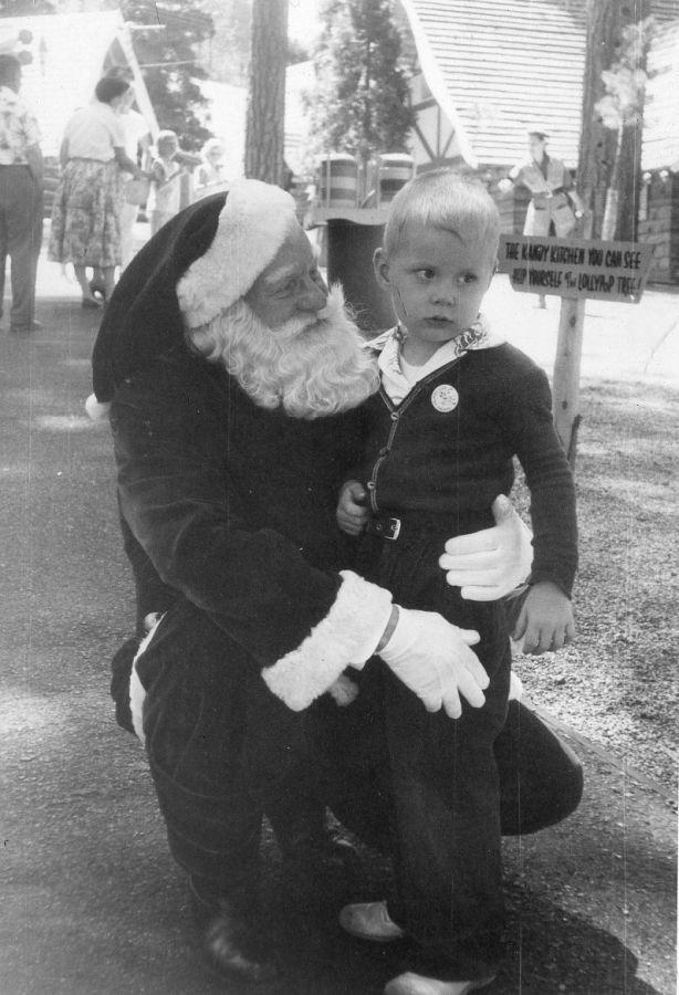 Santas Village 1956