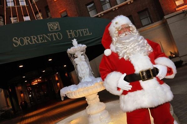 Sorrento Hotel Seattle 2009