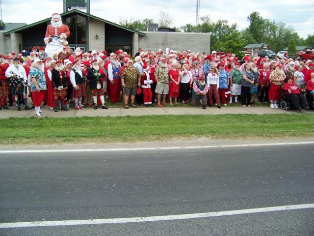 Jim Yellig Santa Claus Workshop
