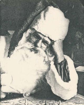 Golden Age Santa