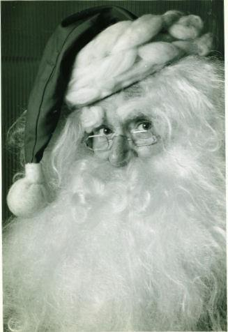 Santa of Yesteryear