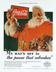Coke Lore Santa 1931