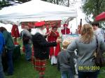 Claus Clan tent /  Santa Wally
