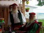 Santa Vern & Santa Jim