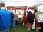 Claus Clan tent