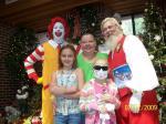Ronald McDonald House Visit 2009