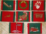 8 new Santa Wallets
