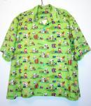 Chris Grosechke's Easter Shirt