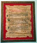 Santa Ambass Prog Certif