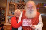 Santa On TV