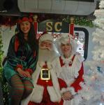 Inside the Reindeer on The Roof Van 5/3/14