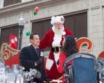 Macy's Celebrate the Season parade 2008