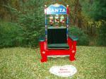 My Santa Chair