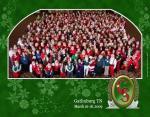 Celebrate Santa Guiness Book of Records