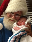 Santa And Emma