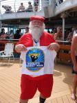 Santa win sexiest man title