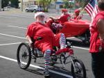 Parade Santas