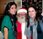 College Party with Santa