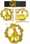 Prancing Belt Buckle 2013 VerC