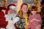 Santa visits 2012