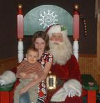 Rotary Santa House - 12/13/2008 - 2