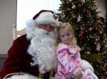 Santa's sweet girl