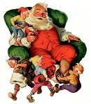 Haddon Sundbloom Santa & Elves