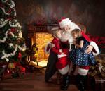 Storybook Santa Claus Tulsa, Oklahoma 2