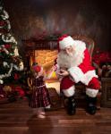 Storybook Santa Claus Tulsa, Oklahoma 3