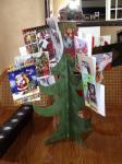 card tree