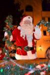 Santa in the Bank United 2012  Orlando Christmas Parade