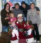 One Santa's Family