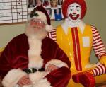 Santa Laureate @ Ronald McDonald House