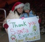 Santa Appreciation in Narrowsburg, NY