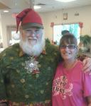 Goldsboro Bakery Santa