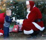 Milk-n-Cookies for Santa