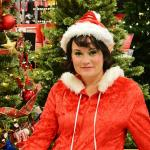 Trinket the Elf aka my wife Sasha