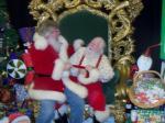 Santa Tug A War