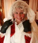 Ms. Santa's Fur