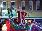 Kringleville Parade of Lights