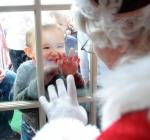 Mrs. Claus Through The Window 2012