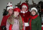 2013 Mrs. Claus And The Elves